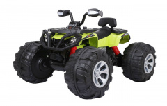 Pojazd Quad ATV MONSTER 24V Zielony