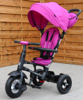 Rowerek Sportrike Discovery SELECT S380 Fioletowy