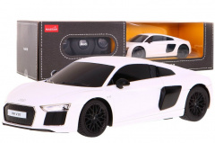 R/C toy car Audi R8 White 1:24 RASTAR