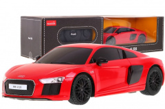 R/C toy car Audi R8 Red 1:24 RASTAR