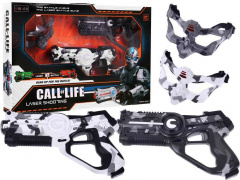 Pistolety Laserowe Call of Life