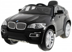 Vehicle BMW X 6 EVA 2.4 G Black