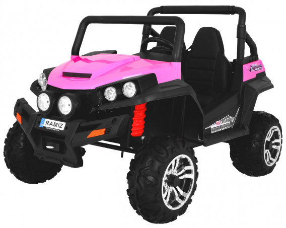 Grand Buggy 4 x 4 Pink