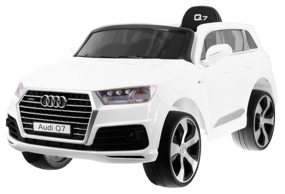New Audi Q7 2.4G LIFT White