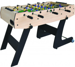 Football table 121x61x81 Folding Wood