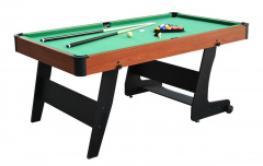 Pool table 6 ' FT 182x96cm