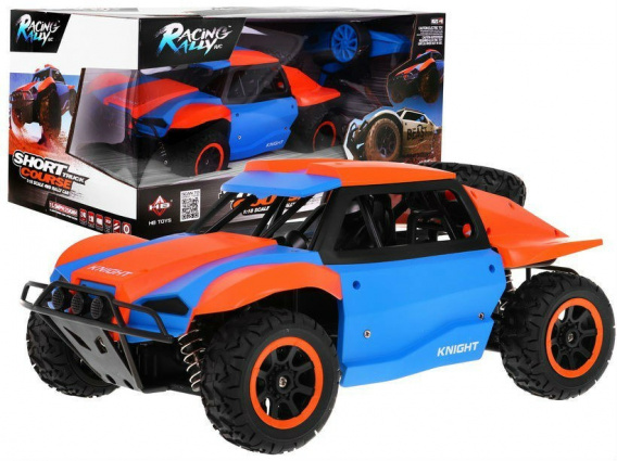 Toy car 4wd Short Course 2.4 Ghz Blue