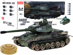 Tank T-34 Camouflage 1:28