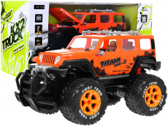 R/C toy car AllRoad 1:12 Orange