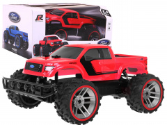 R/C 2 4 g Pick-Up Ford F-150 1:12 Red
