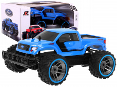 R/C 2 4 g Pick-Up Ford F-150 1:12 Blue