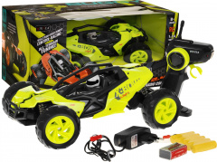 R/C Buggy 2.4 G WINYEA 1:14 Green