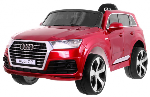New Audi Q7 2.4G LIFT Painting Red