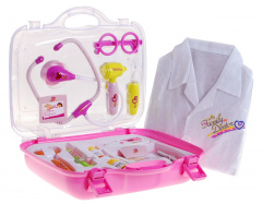 Medical Set Apron Suitcase