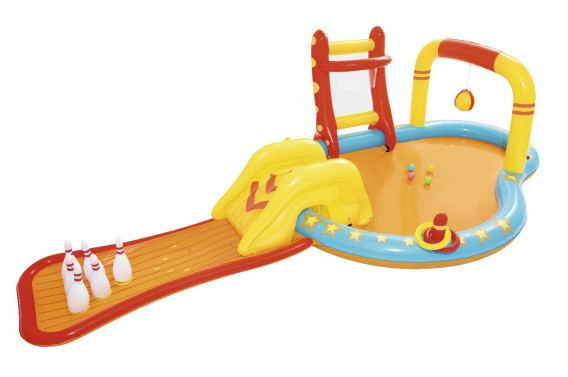 Playground for small champion 239/206/86cm BESTWAY