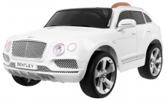 Bentley Bentayga White