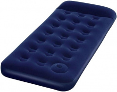 Velour Mattress with pump 188/99/28cm BESTWAY