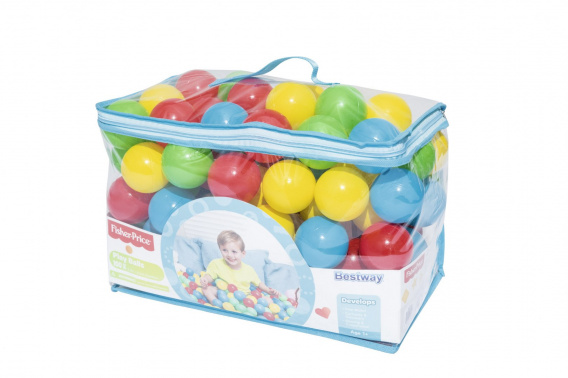 Ball Fisher-Price 6, 5 cm BESTWAY