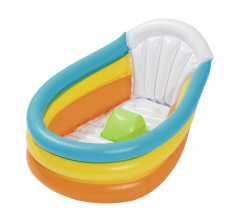 Air bathtube colour BESTWAY