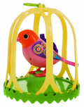 Bird DigiBird Orange-Pink