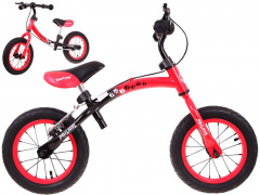 Walking Bike Boomerang red