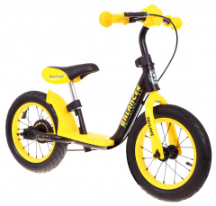 Walking Bike Sportrike Balancer yellow