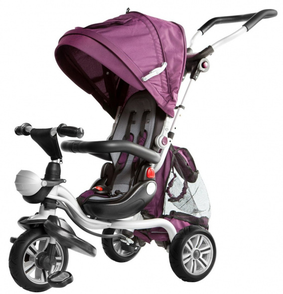 Tricycle SporTrike Adventure purple