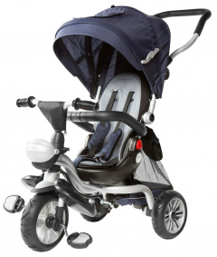 Tricycle SporTrike Adventure navy blue