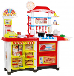 Kitchen Stall Supermarket 2 in 1