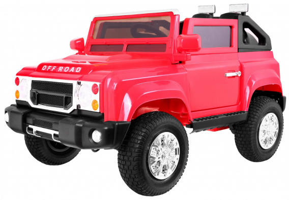 Vehicle 4Runner 4 x 4 AIR Red