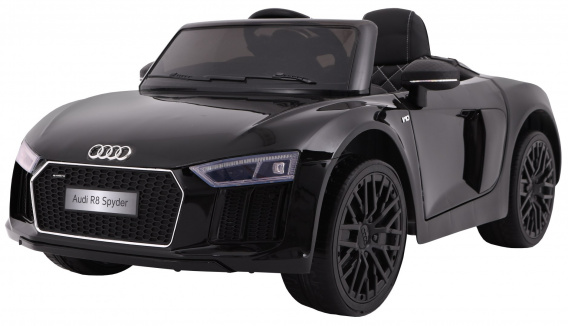 Vehicle AUDI R8 Spyder RS EVA 2.4 G Black