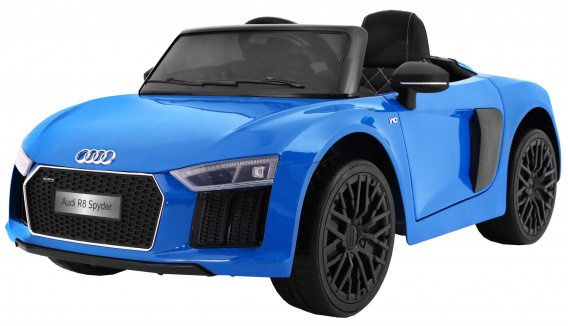 Vehicle AUDI R8 Spyder RS EVA 2.4 G Painting Blue