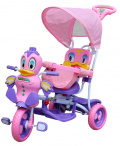 Tricycle Duck Pink