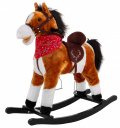 Pony Rocking Horse Light Brown