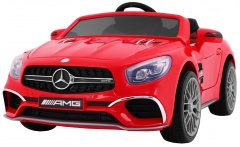 Mercedes AMG SL65 Red