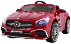 Mercedes AMG SL65 Paintin Red