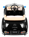 Vehicle Mercedes Benz 300S RETRO Black Lacquer