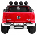 Volkswagen Amarok Painting Red