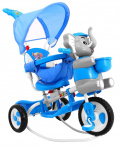 3-wheeled bike Happy Blue Elephant