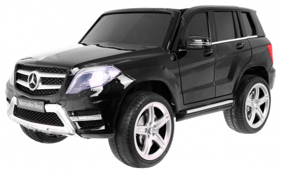 Mercedes Benz GLK 350 Painting Black