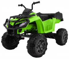 All-terrain Quad 4 x 4 Green