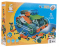 Blocks Set 161 pcs. Vehicles