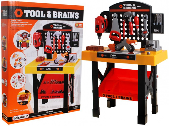 Workshop with Tools