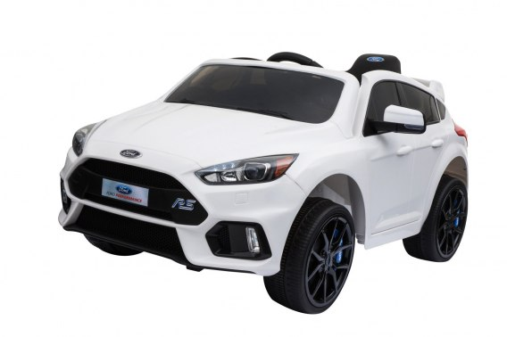 Ford Focus RS White