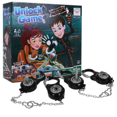 Game Handcuffs, Break Free
