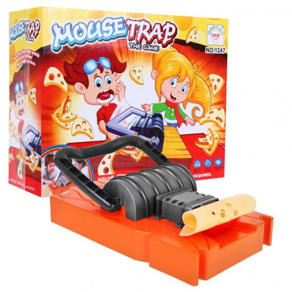 Mousetrap game on the Mouse
