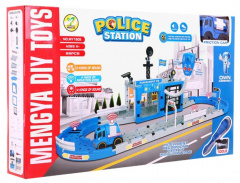 Police Station Tor Police Car CB