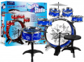 Drums Blue