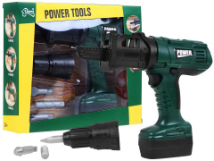 2-in-1 screwdriver Attachments Green