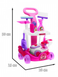 Household Appliances Vacuum cleaner Trolley
